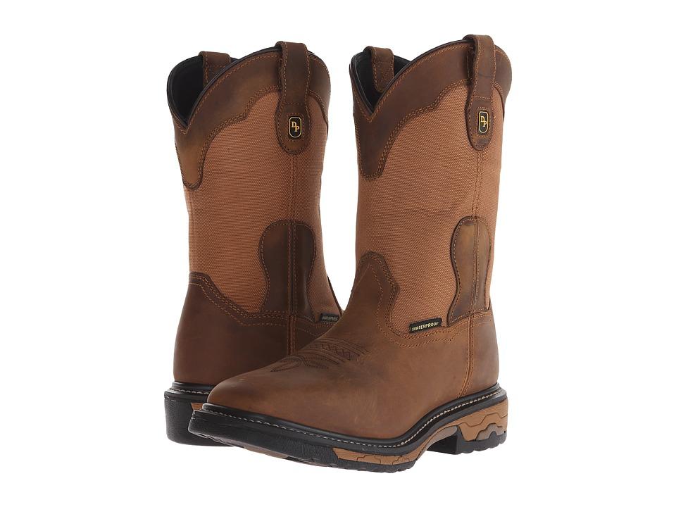 Dan Post Everest (Brown) Cowboy Boots