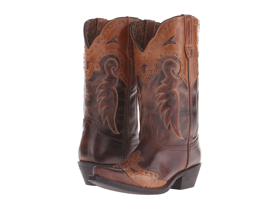 Laredo - Ramona (Brown) Cowboy Boots