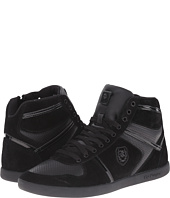 The Kooples - Sport Smooth and Split Leather Sneaker