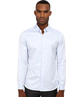 The Kooples - Fitted Smart Twill Button Up