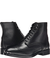 The Kooples - Smooth Leather Military Boot