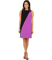Nine West - Bi Stretch Color Block Sheath Dress