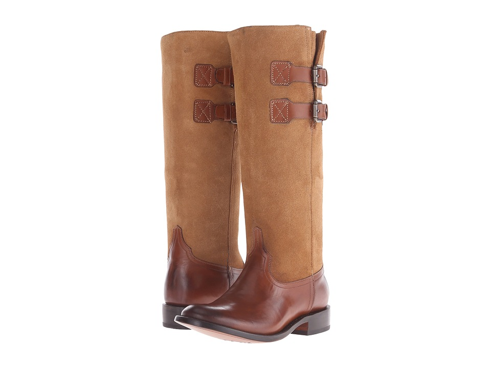 Lucchese - Paige (Camel) Cowboy Boots