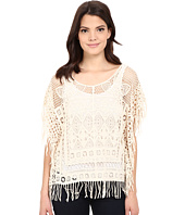 Roper - 0336 Crochet Lace Poncho