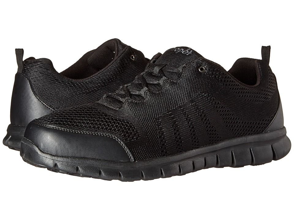 Propet - McLean Mesh (Black) Men