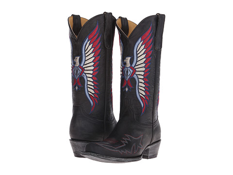 Old Gringo America Eagle - Black
