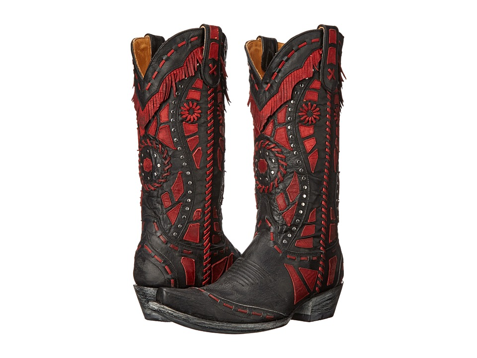 Old Gringo - Rarames (Black) Cowboy Boots