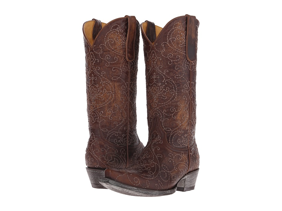 Old Gringo - Jewel (Brass) Cowboy Boots