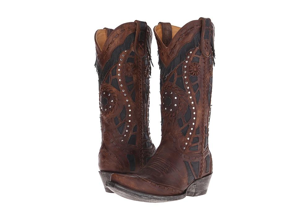 Old Gringo - Rarames (Brass) Cowboy Boots