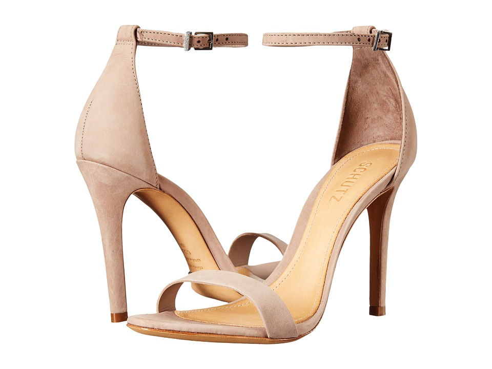 Schutz Cadey Lee Neutral High Heels