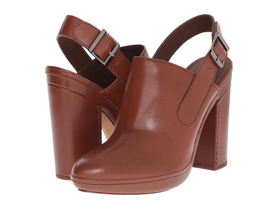 Vince Talya Saddle Vachetta Cerata Womens Boots