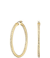 Rebecca Minkoff - In and Out Hoop Earrings