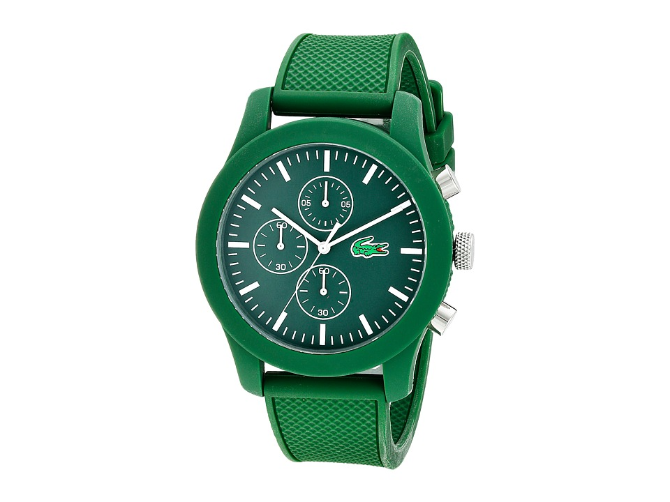 Lacoste 2010822 12.12 Green/Green Watches