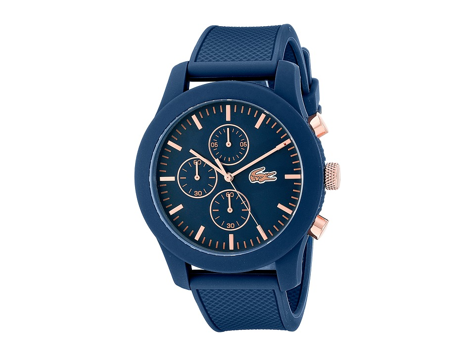Lacoste 2010827 - 12.12 (Blue/Blue) Watches