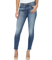 7 For All Mankind - The Ankle Skinny in Ibiza Island Indigo