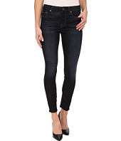7 For All Mankind - The Mid Rise Ankle Skinny in Featherweight San Andres