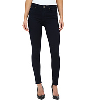7 For All Mankind - The Mid Rise Ankle Skinny in Slim Illusion Luxe/Rinse