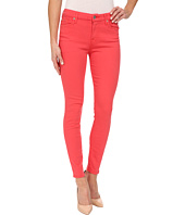7 For All Mankind - The Mid Rise Ankle Skinny in Cherry Red