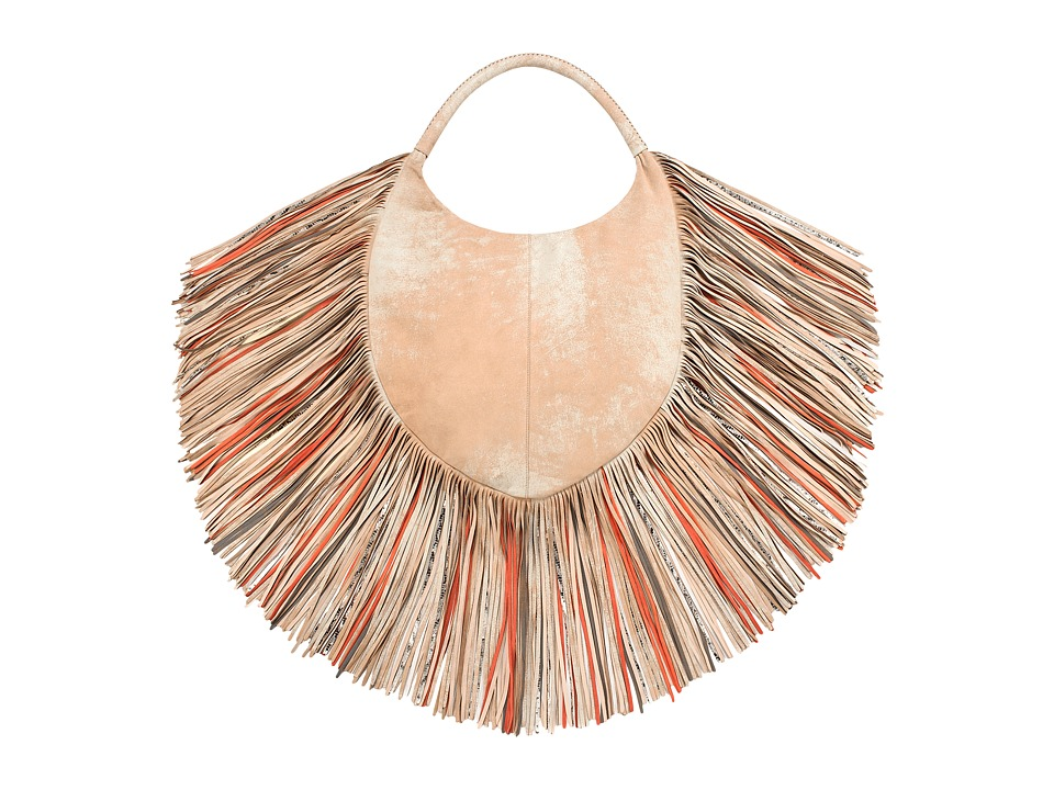 Barbara Bonner Lilith Medium XXX Multi Albino/Coral Handbags