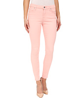 7 For All Mankind - The Mid Rise Ankle Skinny in Strawberry Ice
