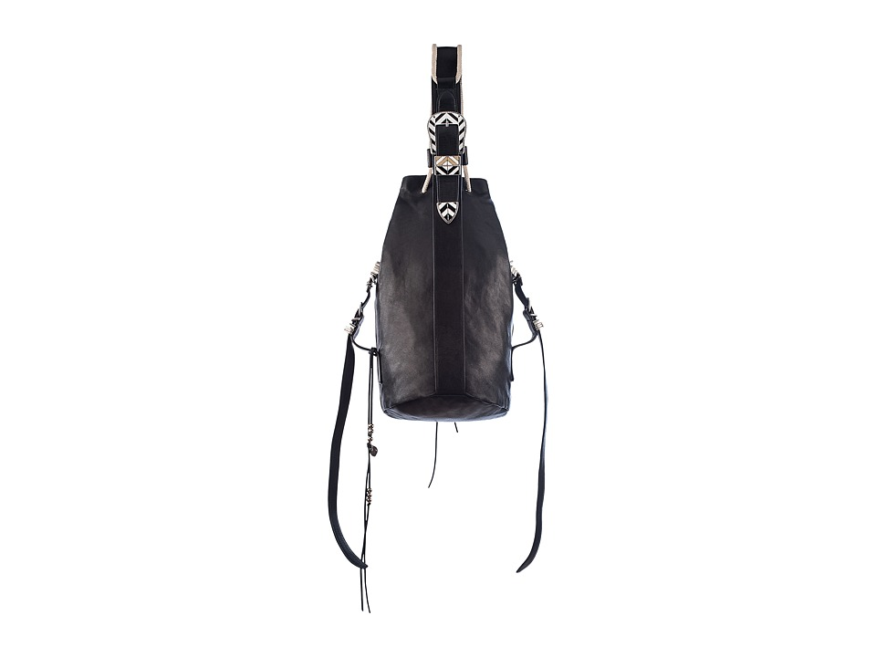Barbara Bonner Ellie Backpack Caviar Backpack Bags