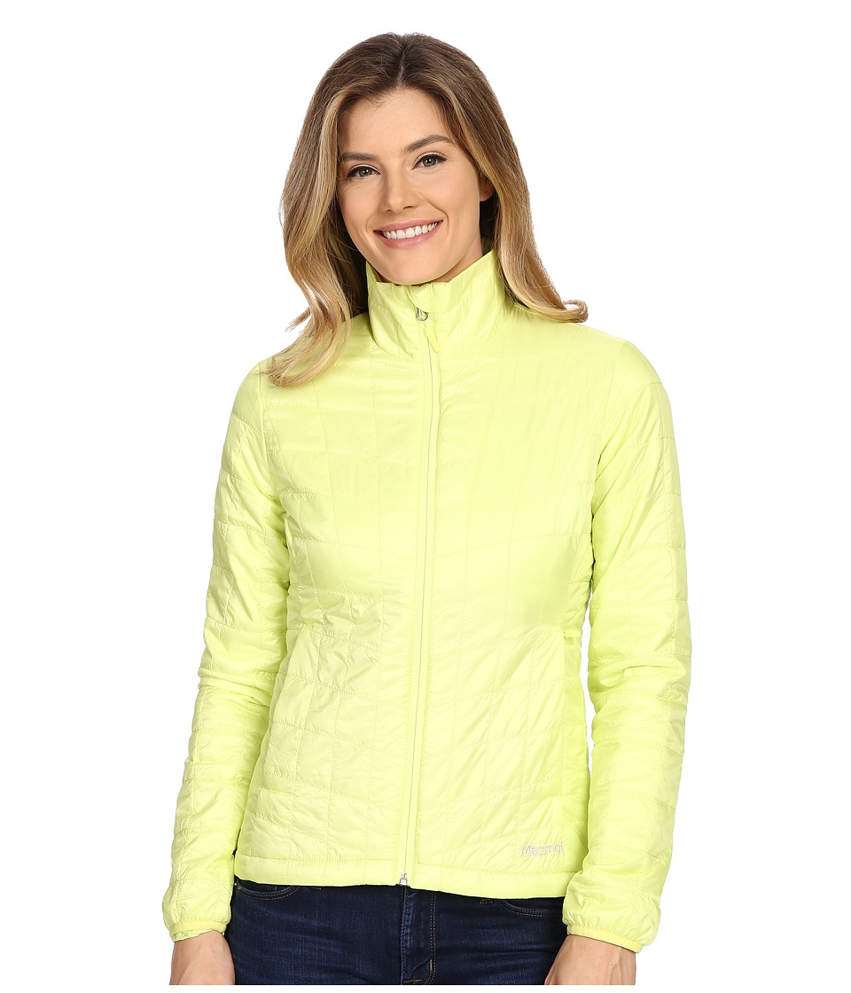 Marmot Calen Jacket Citrus Ice Womens Jacket