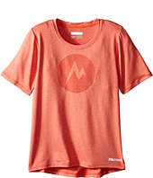 Marmot Kids - Post Time Tee S/S (Little Kids/Big Kids)
