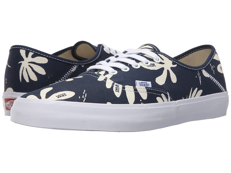 Vans - Authentic SF ((Joel Tudor) Blue/Kelp) Men