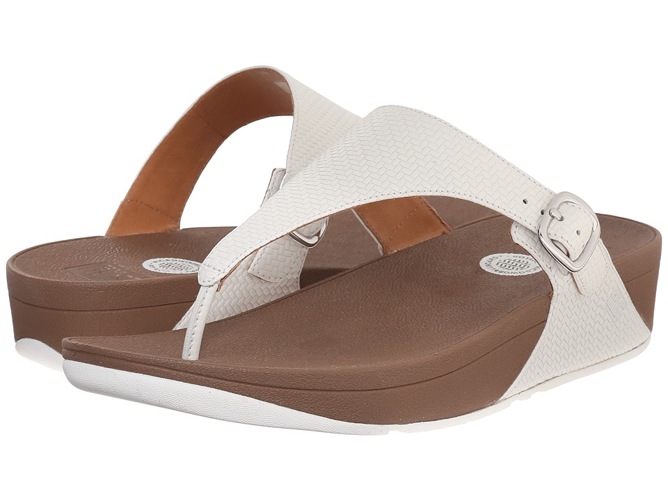 FitFlop The Skinny (Urban White(textured)) Women