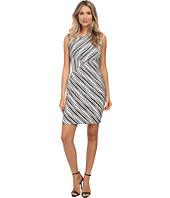 Calvin Klein - Striped Sheath