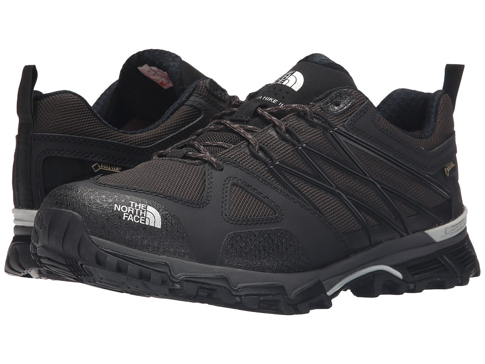 The North Face Ultra Hike II GTX (TNF Black/Dark Shadow Grey) Men