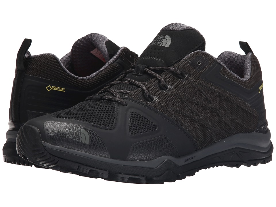 The North Face Ultra Fastpack II GTX (TNF Black/Dark Shadow Grey) Men