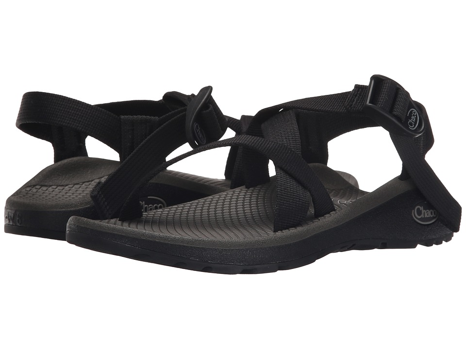 Chaco Z/Cloud Black Womens Sandals