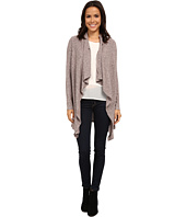 Bobeau - Mid Length One Button Cardigan