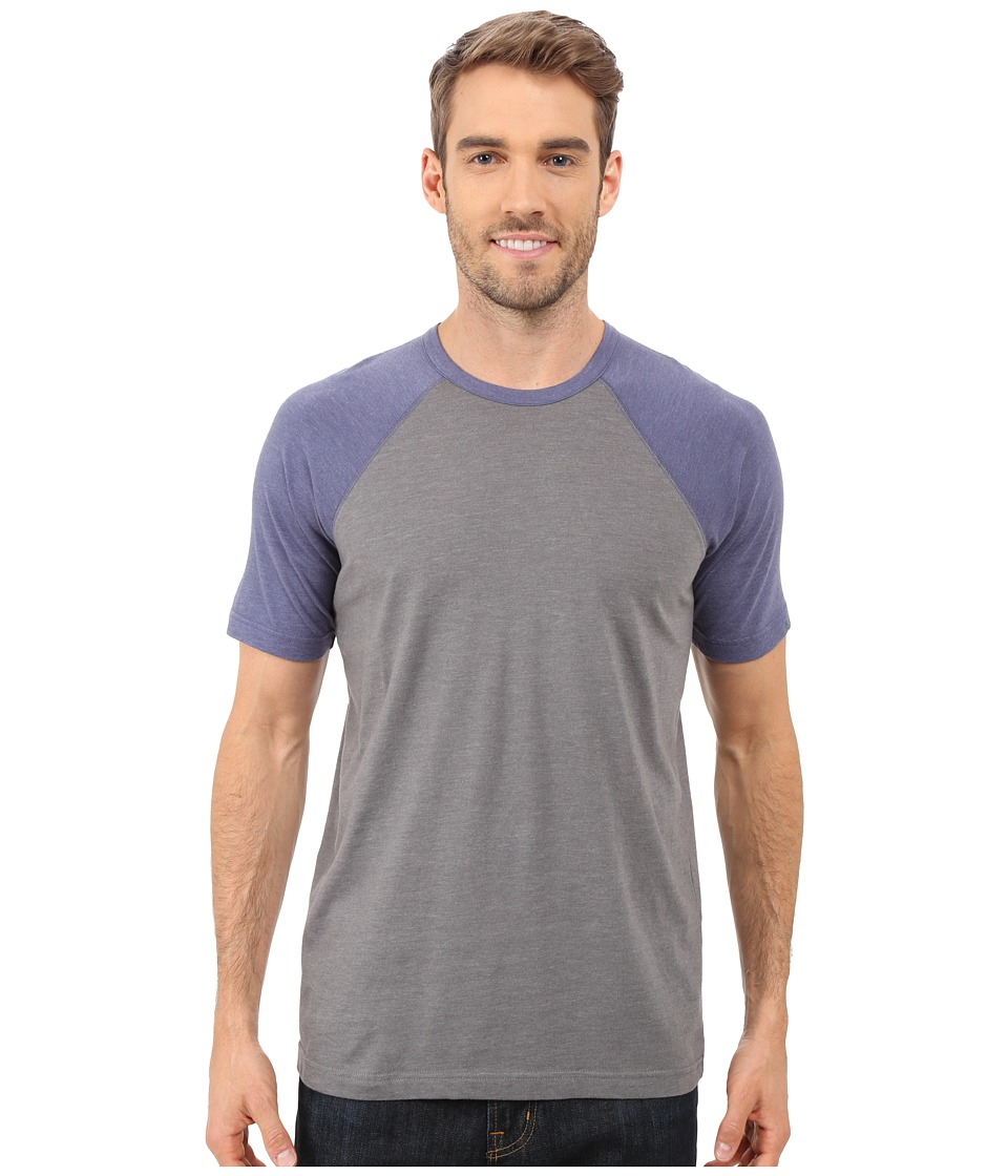 Ecoths Chandler Tee Castlerock Mens T Shirt