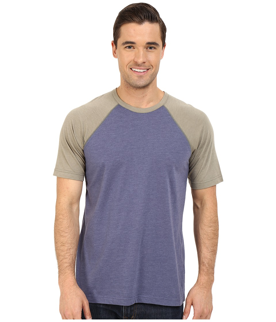 Ecoths Chandler Tee Nightshadow Mens T Shirt