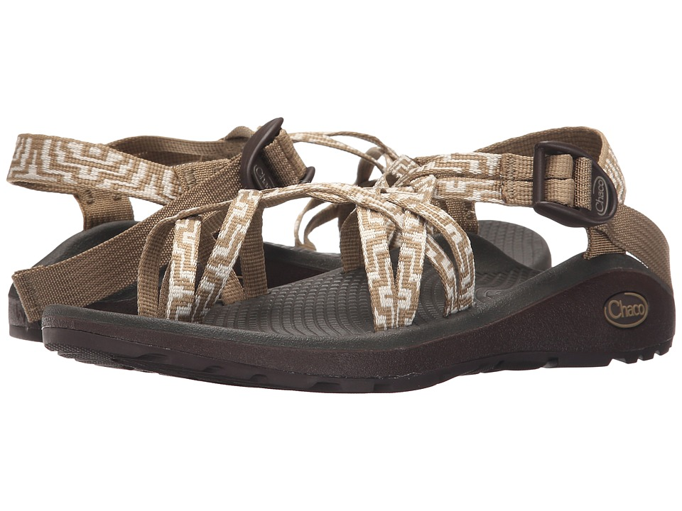 Chaco Z/Cloud X2 Kelp Knit Womens Sandals