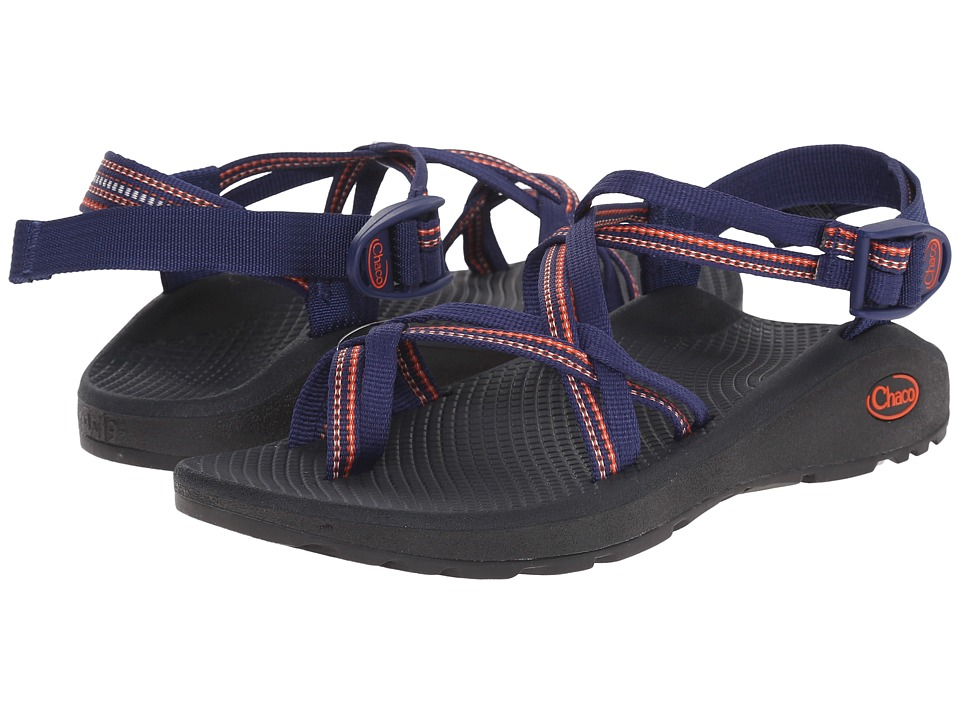 Chaco Z/Cloud X2 Latice Cobalt Womens Sandals