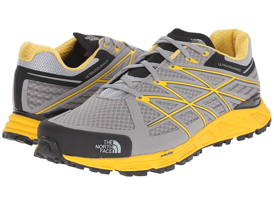 The North Face Ultra Endurance (Griffin Grey/Freesia Yellow) Men