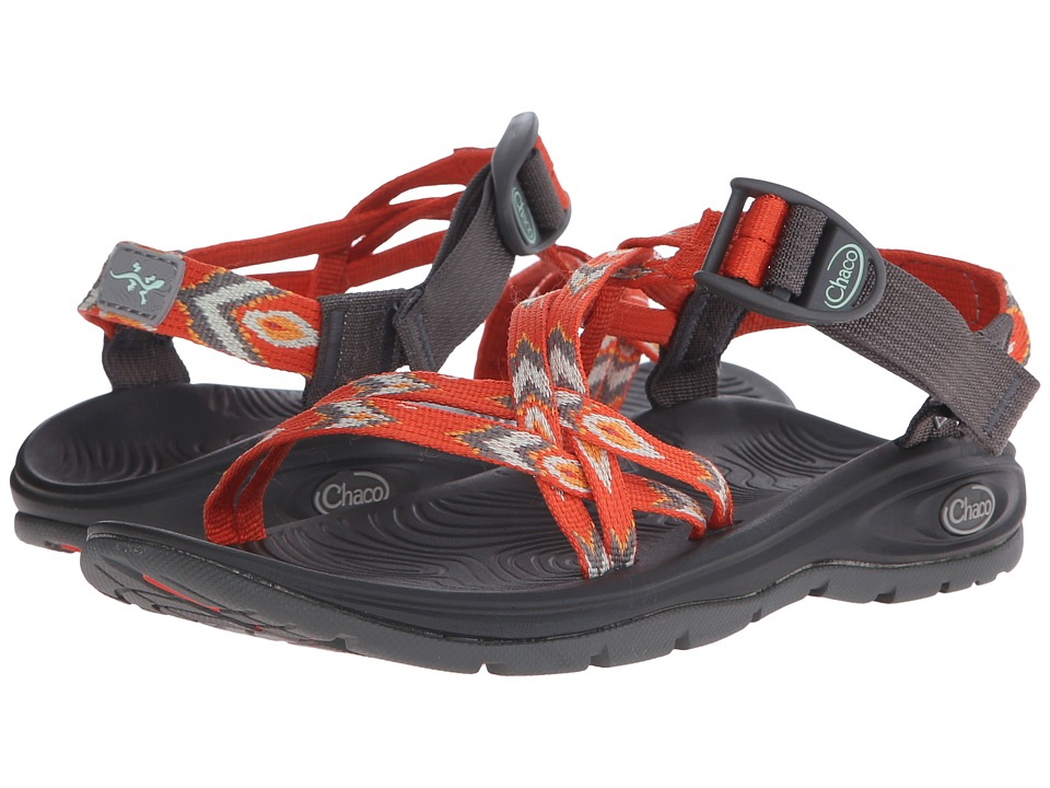 Chaco - Z/Volv X (Feathered Red) Women