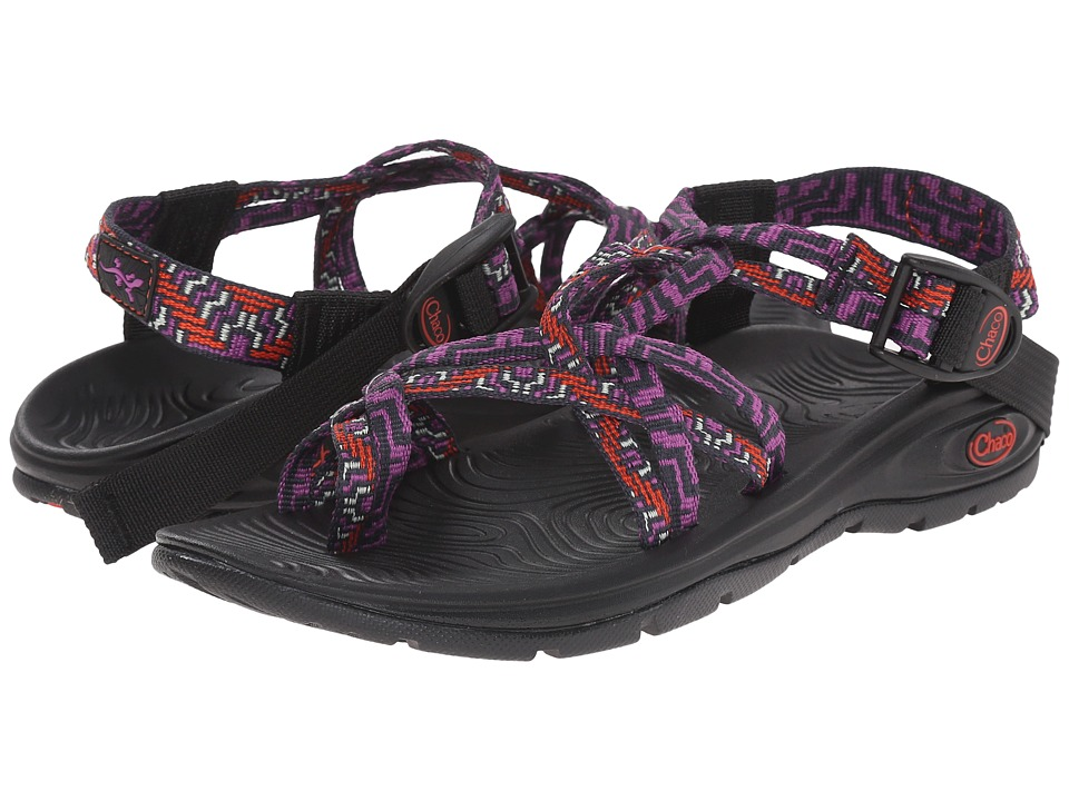 Chaco Z/Volv X2 Wicker Violet Womens Shoes