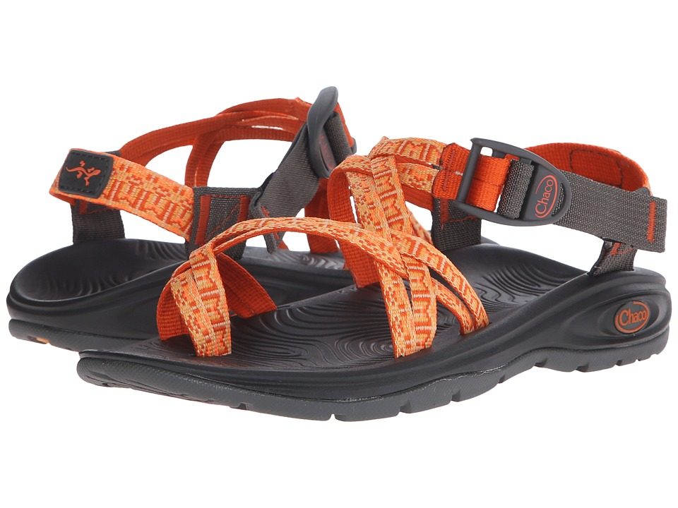 Chaco Z/Volv X2 Barbed Apricot Womens Shoes