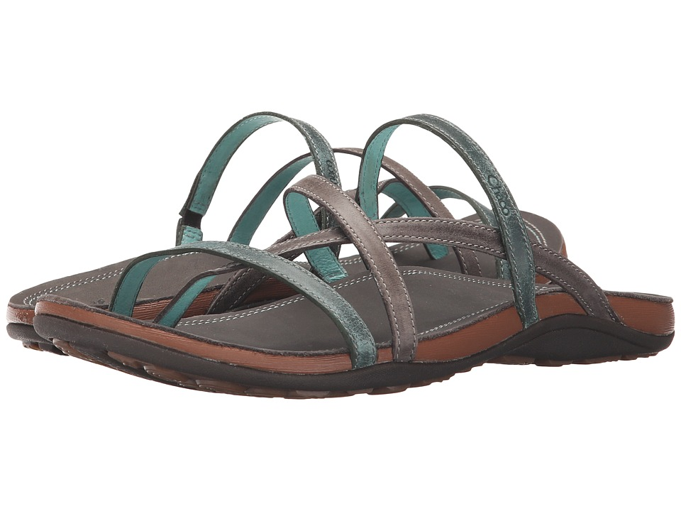 Chaco Cordova Turquoise Womens Sandals