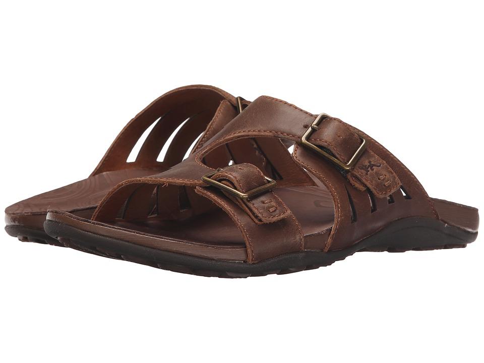 Chaco Dharma Dark Earth Womens Shoes