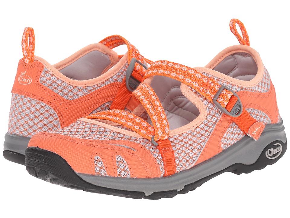 Chaco - Outcross Evo MJ (Quito Grapefruit) Womens Maryjane Shoes