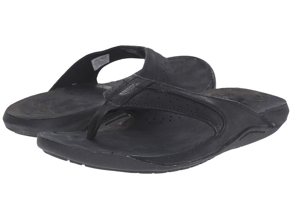 The North Face - Bridgeton Flip Flop (TNF Black/TNF Black) Men