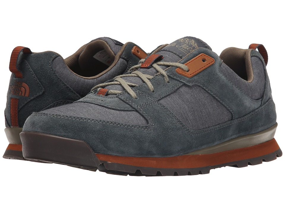 The North Face - Back-To-Berkeley Redux Low (Spruce Green/Mocha Brisque) Men