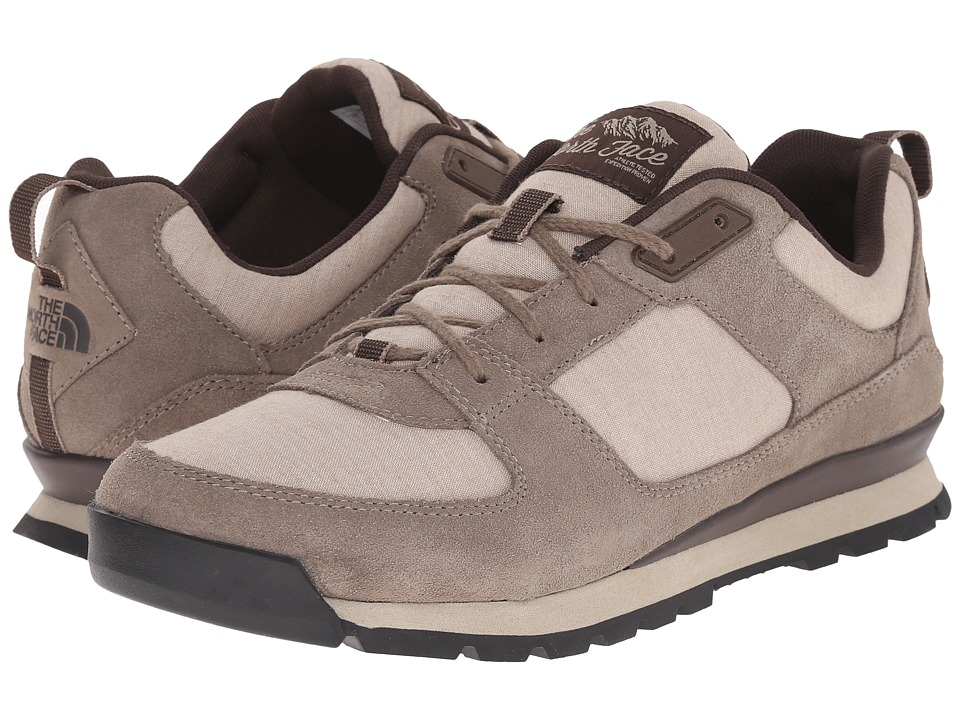 The North Face - Back-To-Berkeley Redux Low (Brindle Brown/Plaza Taupe) Men