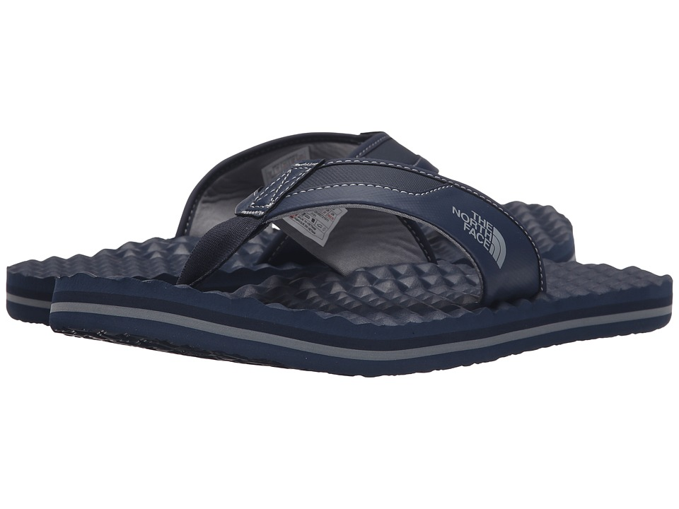 The North Face Base Camp Plus Flip Flop (Cosmic Blue/Monument Grey) Men