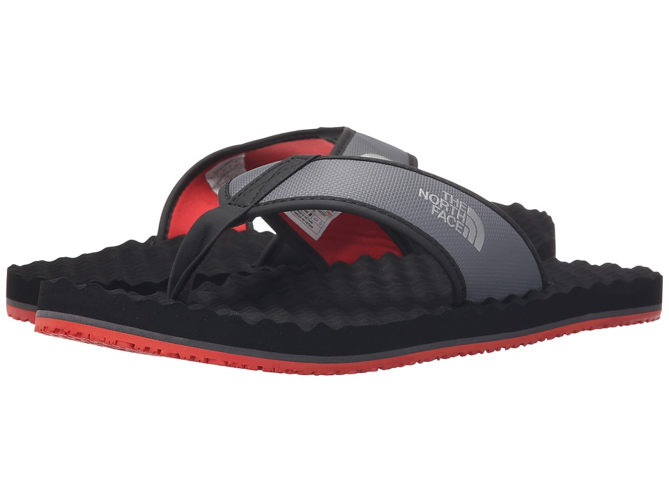 The North Face Base Camp Flip-Flop (Zinc Grey/Metallic Silver) Men